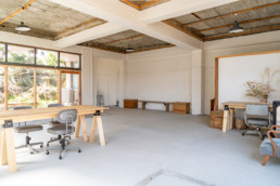 Studio #1 at SARUYA Artist Residency in Japan